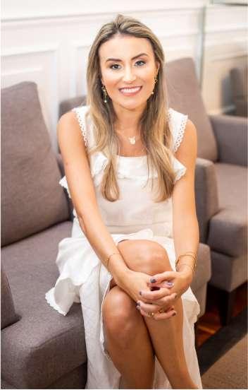 Dra Mila Cerqueira - ginecologista Florianópolis - especializada em reprodução assistida